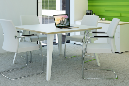 REFLEX  Square Meeting Table